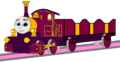 Lady with her Open-Topped Carriage (Mirrored).png