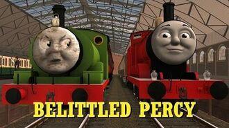 Thomas & Trainz Belittled Percy
