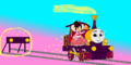 Lady & Princess Vanellope appeared out the Buffers.png