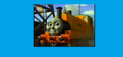 Billy in Thomas and Friends the Magical Railroad Adventures