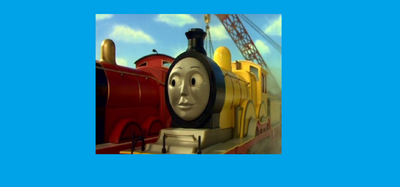 Molly in Thomas and Friends the Magical Railroad Adventures