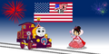 Lady & Vanellope celebrate the 4th of July.png