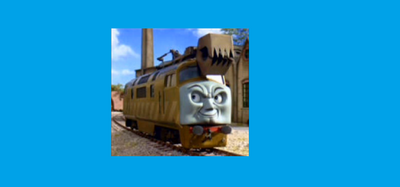 Diesel 10 in Thomas and Friends the Magical Railroad Adventures
