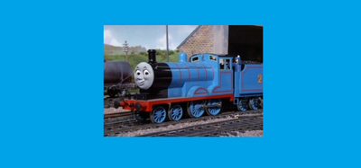 Edward in Thomas and Friends the Magical Railroad Adventures