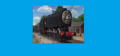 Neville in Thomas and Friends the Magical Railroad Adventures