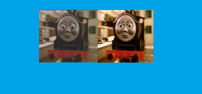 Donald and Douglas get their revenge on who kidnapped Rosie in Thomas and Friends the Magical Railroad Adventures