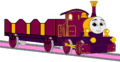 Lady with her Open-Topped Carriage.png