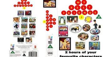 My Best Friends 3 VHS UK (1995)