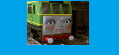 Daisy in Thomas and Friends the Magical Railroad Adventures