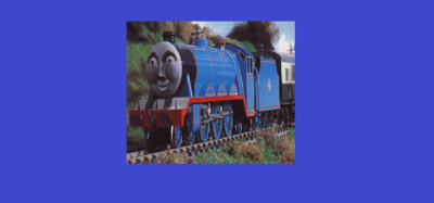 Gordon in Thomas and Friends the Magical Railroad Adventures