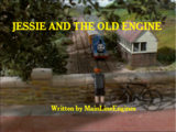 Jessie and the Old Engine