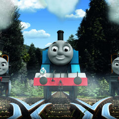 Dash, Thomas, and Bash