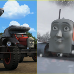 Terence, Max and Monty