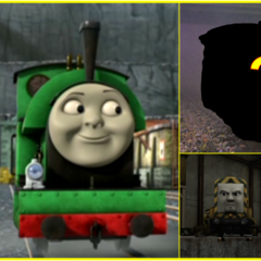 Peter Sam and the Lost Engine