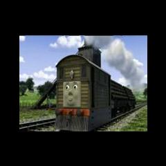 Toby in CGI