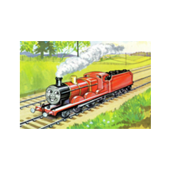 James in the Railway Series