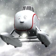 Harold in CGI