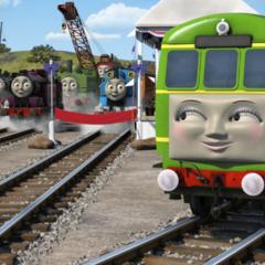 Daisy in full CGI