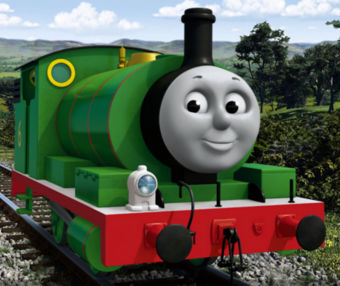 Percy | Thomas Made up Characters and Episodes Wiki | Fandom