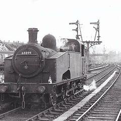 No. 68899 at Norwich Thorpe