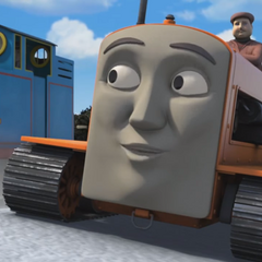 Terence in CGI