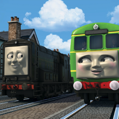 Diesel with Daisy