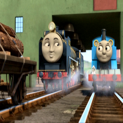 Hiro and Thomas