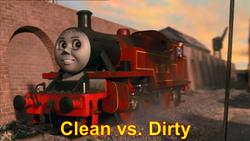 CleanvsDirty
