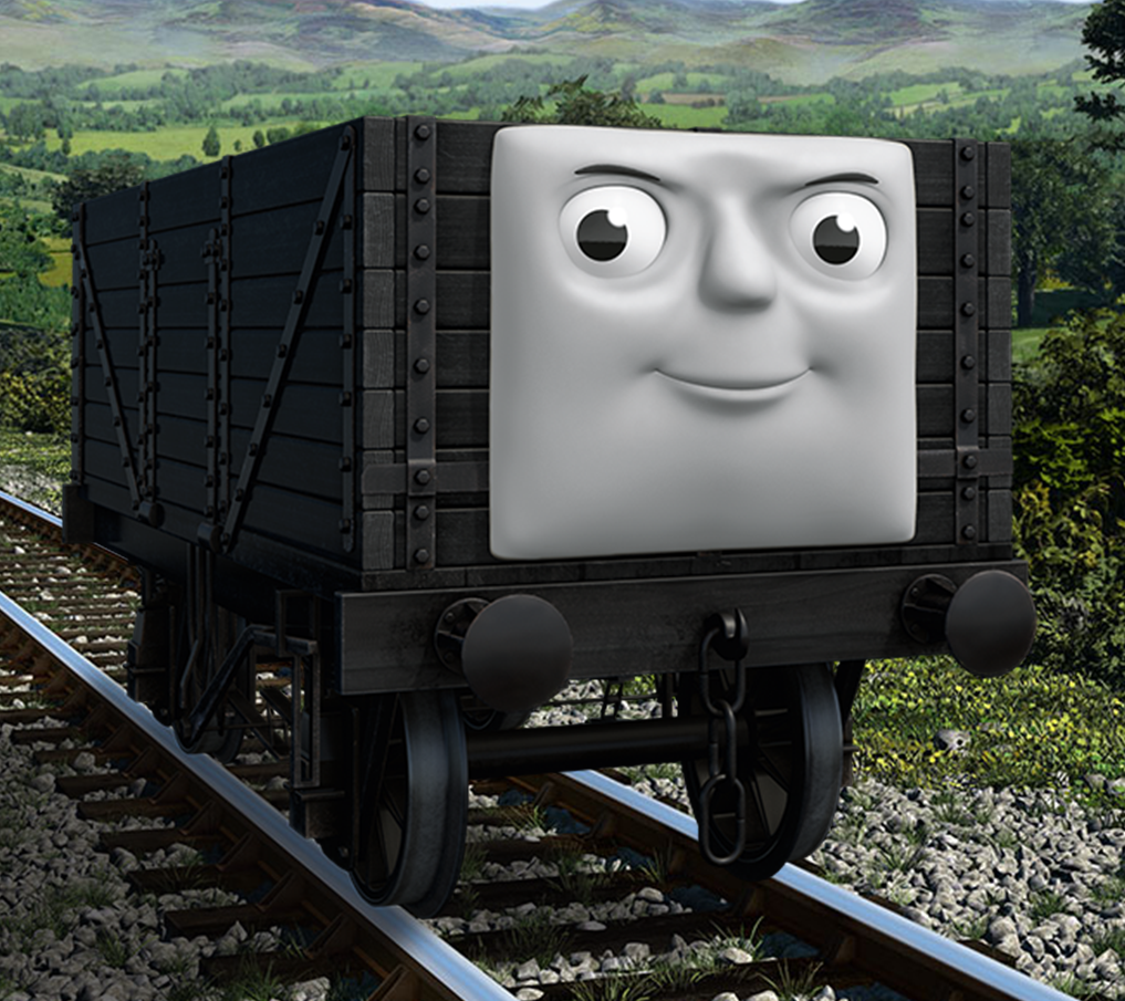 Troublesome Trucks | Thomas Made up Characters and Episodes Wiki