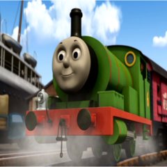 Percy in CGI