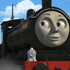Douglas in CGI