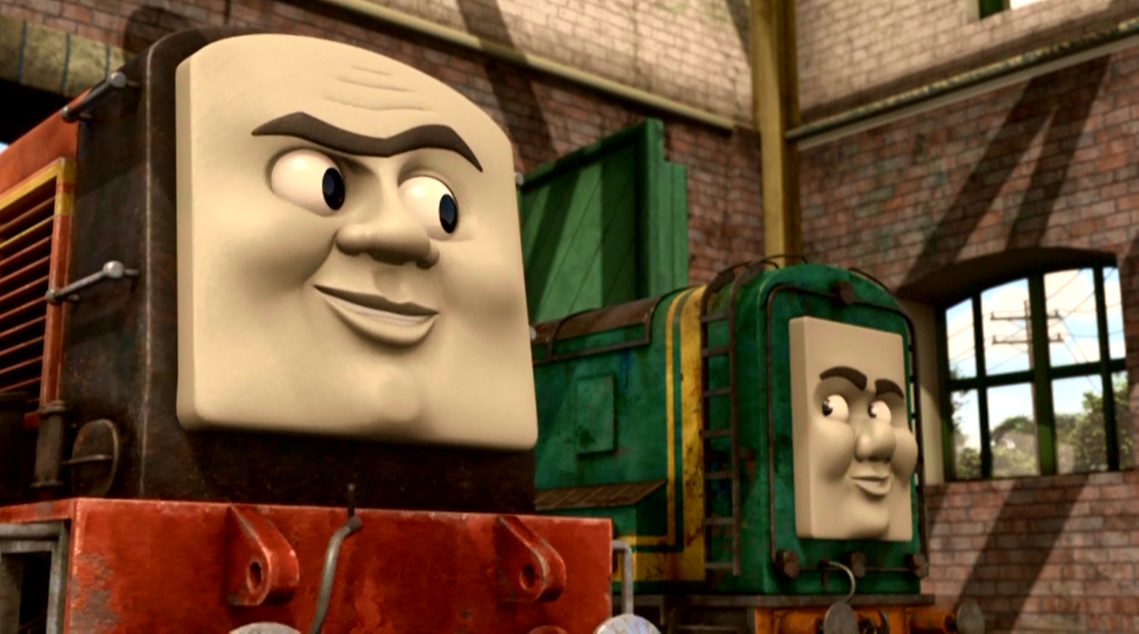 Norman Thomas Made Up Characters And Episodes Wiki