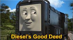 DieselsGoodDeed