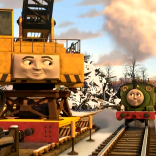 Reg with Percy