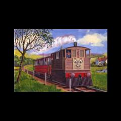 Toby in the Railway Series