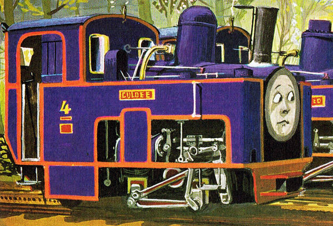 Culdee | Thomas Made up Characters and Episodes Wiki | FANDOM