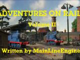Adventures on Rails - volume two