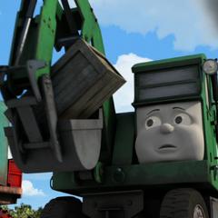 Alfie in CGI