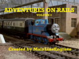 Adventures on Rails - volume one