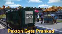 PaxtonGetsPranked