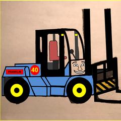 Franklin the Forklift
