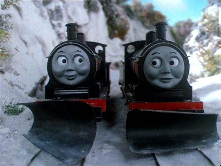 Donald And Douglas Thomas Made Up Characters And