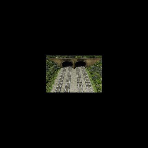 Henrys tunnel in CGI