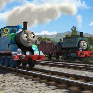 Samson and Thomas