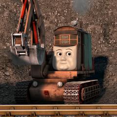 Oliver in CGI