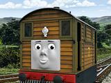 Toby Gets Tough