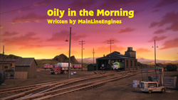OilyintheMorning