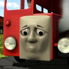 Bertie in full CGI
