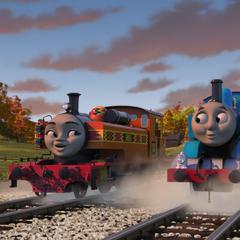 Nia and Thomas