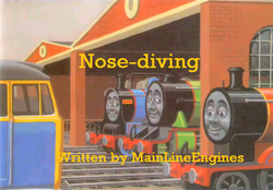 Nose-diving